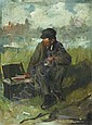 Eduard Frankfort (Dutch, 1864-1920), Eduard Frankfort, Click for value