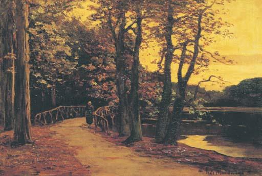 Frits Mondriaan (Dutch, 1853-1932)