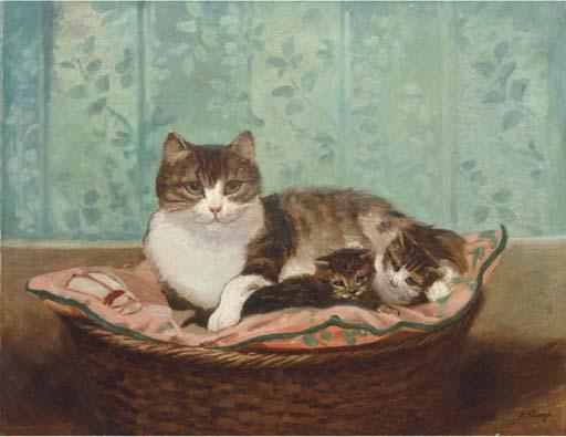 Alexandre Clarys (Belgian, 1857-1912)