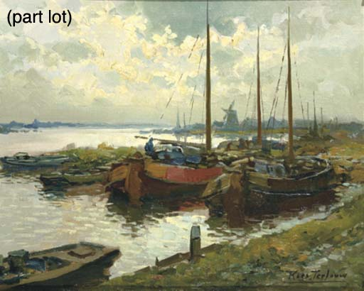 Kees Terlouw (Dutch, 1890-1948)