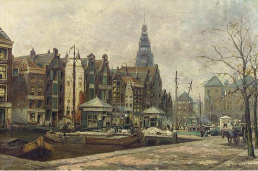 Jan Gerard Smits (Dutch, 1823-1910)