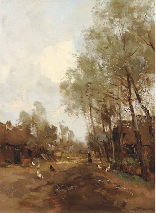Willem George Frederik Jansen (Dutch,1855-1908)