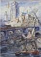 Marius Richters (Dutch, 1878-1955), Marius Johannes Richters, Click for value