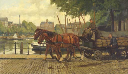 Gijsbertus Johannes van Overbeek (Dutch, 1882-1947)