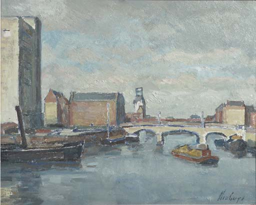 Albert Neuhuys (Dutch, 1895-1968)