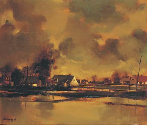 Albert Claeys (Belgian, 1889-1967)