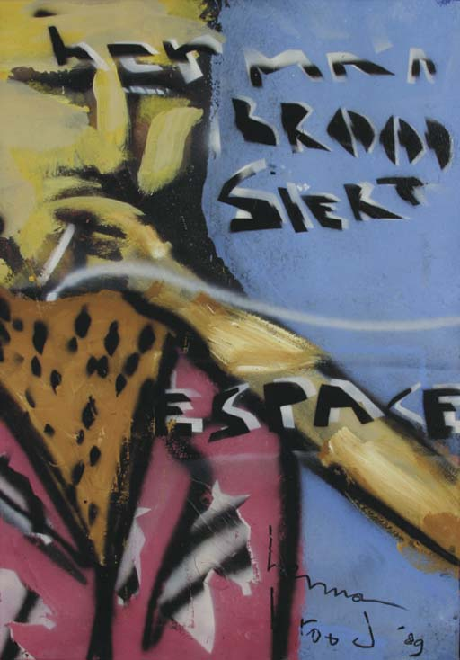 Herman Brood (Dutch, 1946-2001)