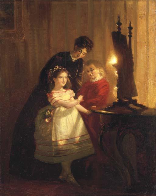 Pieter Willem Sebes (Dutch, 1827-1906)