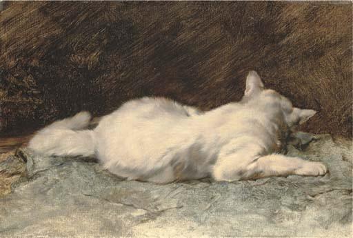 Julius Adam (German, 1852-1913)