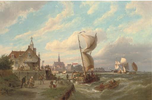Pieter Christiaan Cornelis Dommersen (Dutch, 1834-1908)