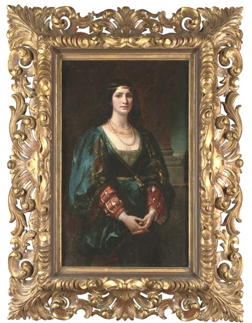 Edouard John Ravel (Swiss, 1847-1920)