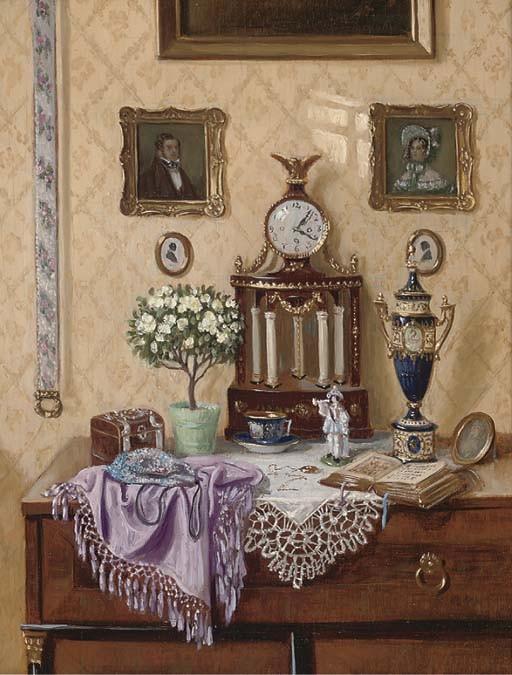 Ernst Czernotzky (CZECHOSLOVAKIAN, 1869-1939)