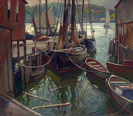 Boats at Rockport
