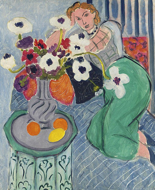 Henri Matisse Works On Sale At Auction Amp Biography
