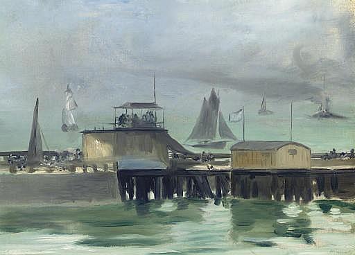 La jetée de Boulogne