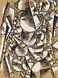Dessin pour contraste de formes (Composition II), Fernand Leger, Click for value