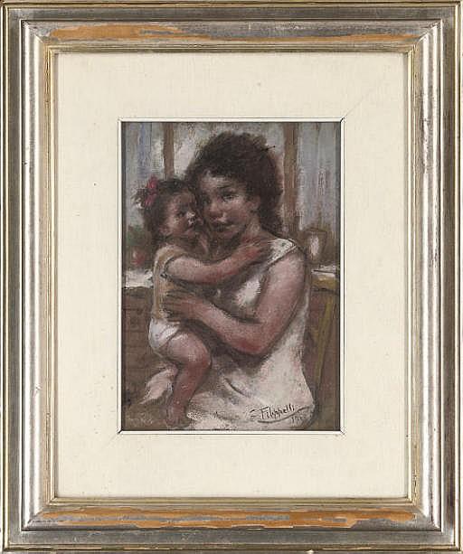 L'amore materno