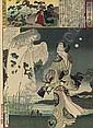 Toyohara Chikanobu (1838-1912) , Toyohara Chikanobu, Click for value