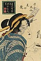 Keisai Eisen (1790-1848) ,  Eisen (1790), Click for value