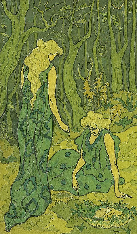 Paul Elie Ranson Artwork For Sale At Online Auction Paul