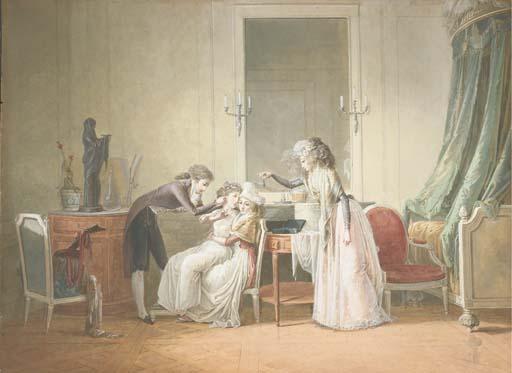 Jean-Baptiste Mallet (Grasse 1759-1835 Paris)