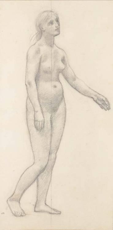Pierre Puvis de Chavannes (Lyon 1824-1898 Paris)
