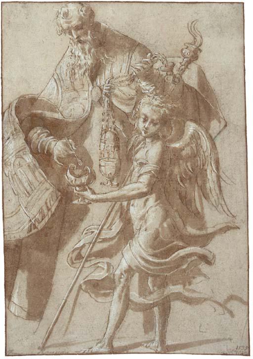 Girolamo Mazzola Bedoli (Parma 1500-1569)