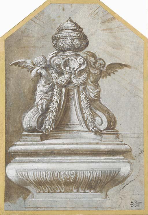 Lazzaro Baldi (Pistoia 1622-1703 Rome)