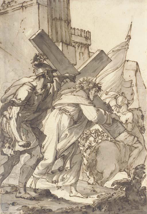 Ubaldo Gandolfi (San Matteo della Decima 1728-1781 Ravenna)