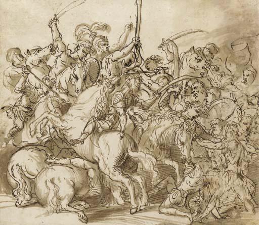Domenico Campagnola (Venice (?) 1500-1564 Padua)