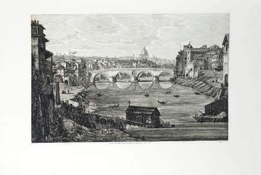 ROSSINI, Luigi (1790-1857). <I>Le Antichita romane ossia raccolta delle piu interessanti vedute</I>