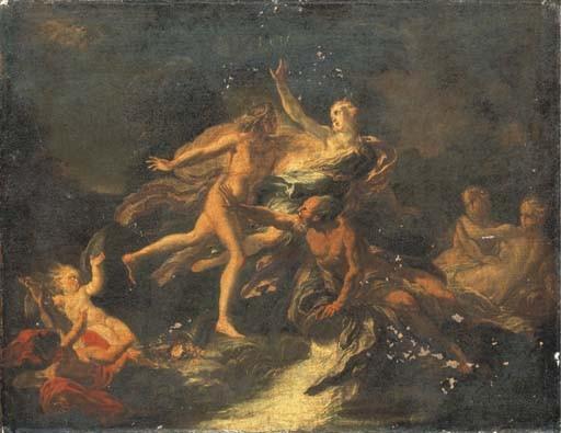 Giacomo del Po (Rome 1652-1726 Naples)