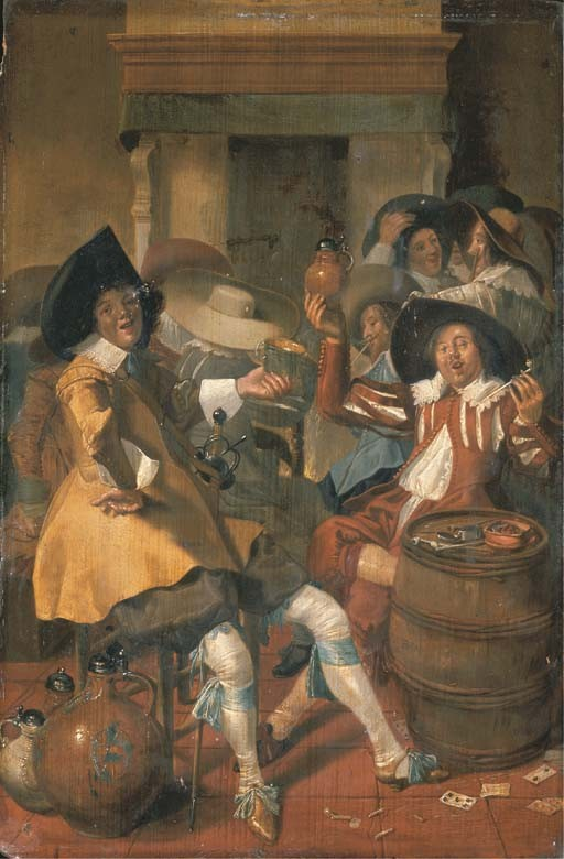 Dirck Hals (Haarlem 1591-1656)
