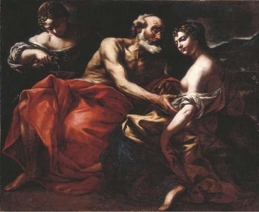 Giovan Battista Beinaschi (Turin 1636-1688 Naples)
