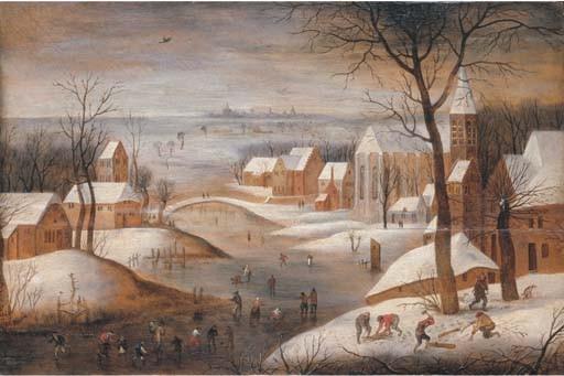 Abel Grimmer (Antwerp <I>c.</I> 1570-1617/8)