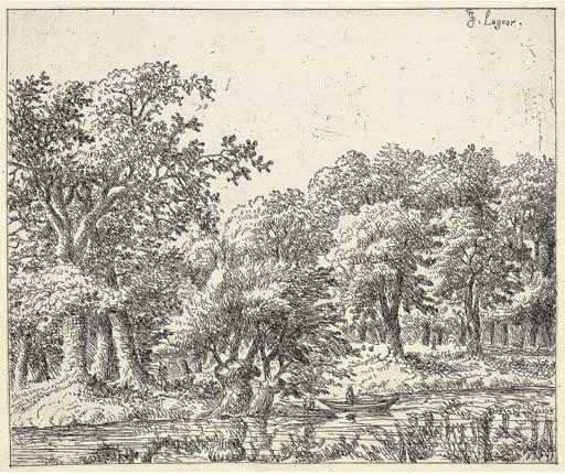 Johan Lagoor (active 1645-1659)