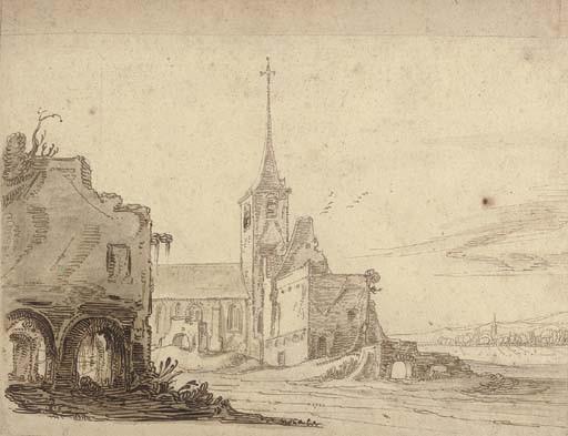 Jan van de Velde II (Rotterdam <I>circa</I> 1593-1641 Enkhuizen)