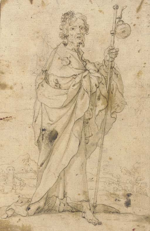Cornelis Schut III (Antwerp <I>circa</I> 1629-1685 Seville)
