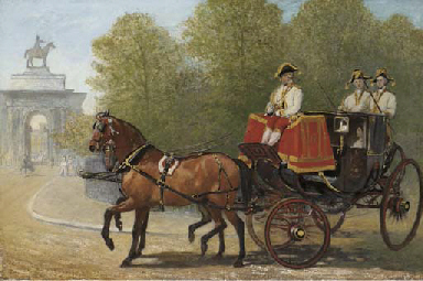 Alfred Corbould (fl.1831-1875)