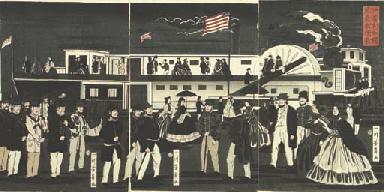 Utagawa Yoshikazu (act. 1850s-70s)