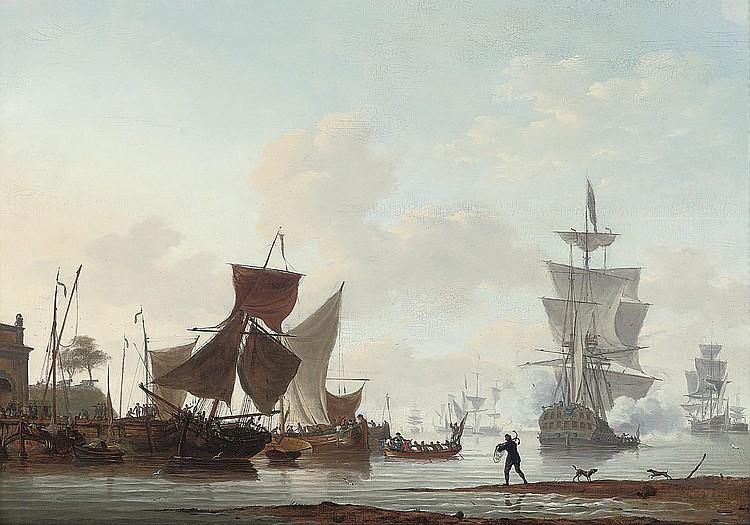 Hendrik Kobell (Delfshaven 1751-1779)