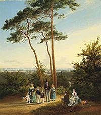 Pierre Louis Dubourcq (Dutch, 1815-1873)