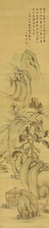 Tanomura Chikuden (1777-1835)