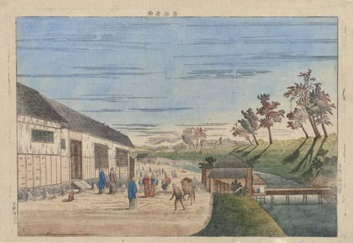 Shiba Kokan (1747-1818)