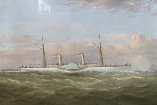 Samuel Walters (British, 1811-1882)