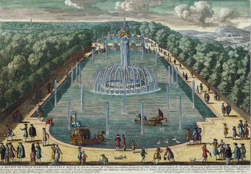 Gabriel Perelle (1603-1677), Nicholas Perelle (1631-1695), Adam Perelle (1638-1695)