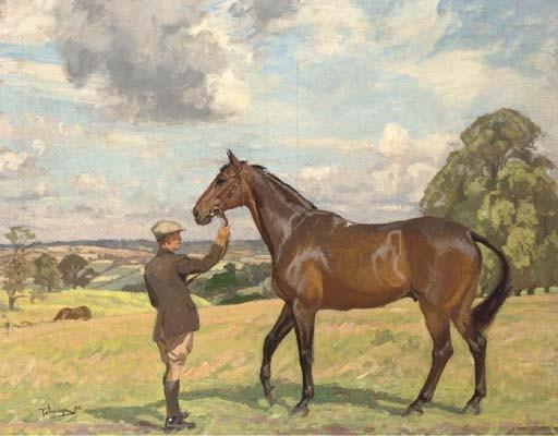 Algernon Talmage, R.A., H.R.B.A., H.R.O.I. (1871-1939)