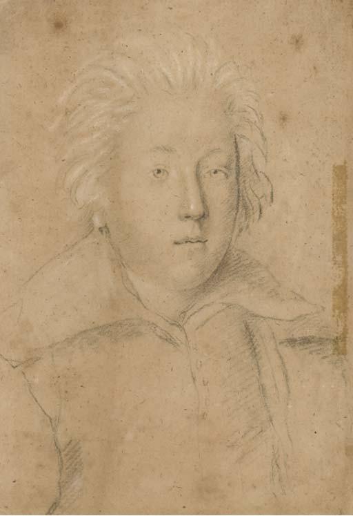 Attribué à Ottavio Maria Leoni (1578-1630)