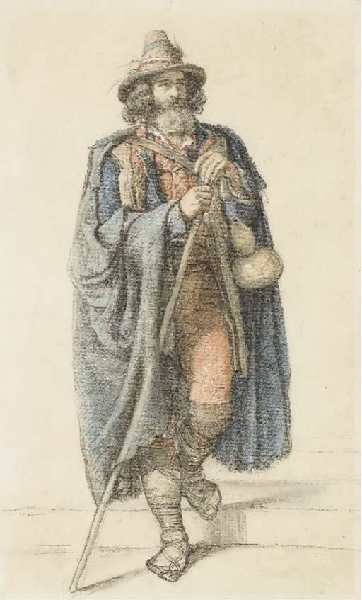 Auguste-Barthélémy Glaize (1807-1893)