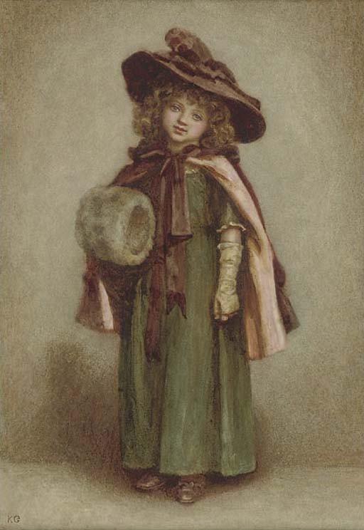 Kate Greenaway, R.I. (1846-1901)
